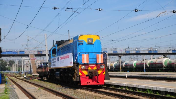 На Урале родители отсудили у РЖД деньги за то, что их ребенка сбила волна воздуха от поезда