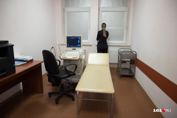 Больницу оштрафовали на 100 тысяч рублей