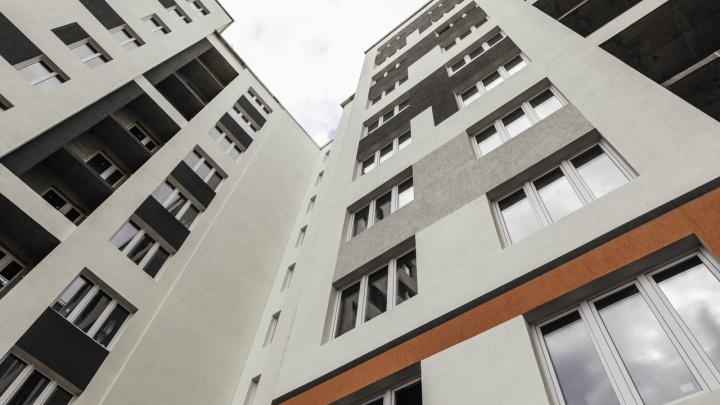 Жёсткая экспертиза новостройки: тюменец устроил ревизию дома на Малиновского