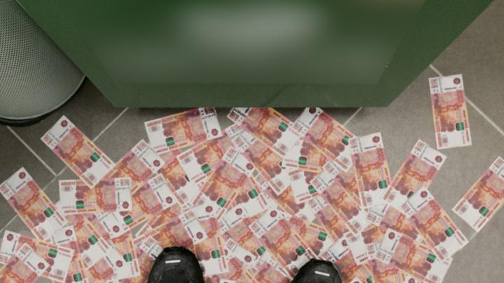 Банда потрошителей банкоматов: четверых иностранцев отправили в колонию за кражу денег