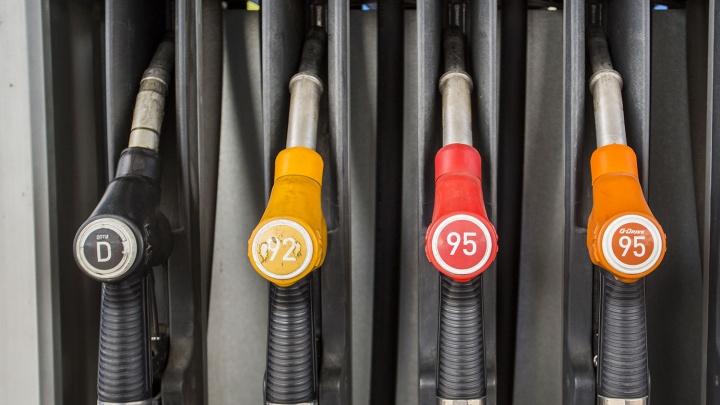 В Новосибирске подскочили цены на дизельное топливо