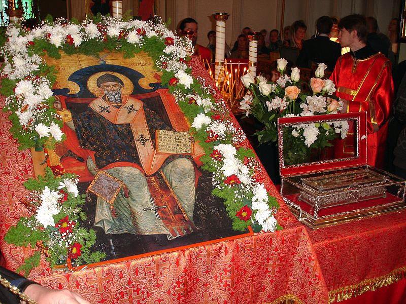 Святитель Спиридон Тримифунтский — один из самых чтимых во всем мире святых
