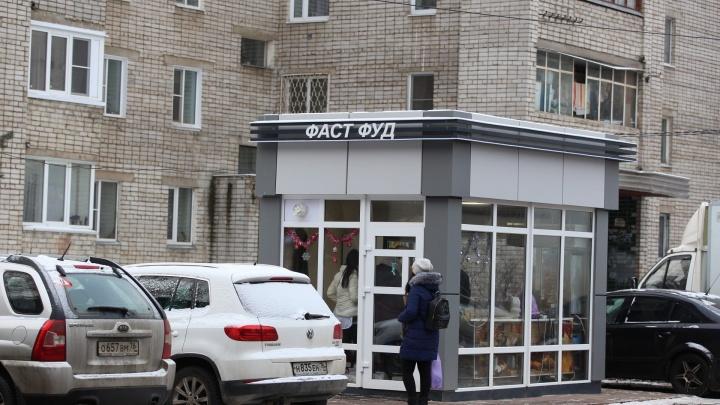 В Ярославле банда массово вскрывала ларьки Слепцова