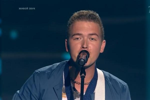 Исполнение хита Владимира Кузьмина певцу из Екатеринбурга не удалось