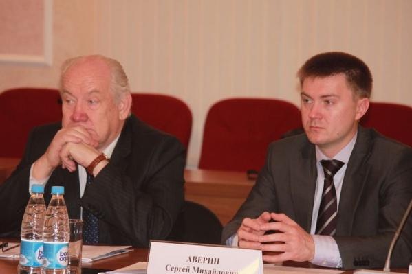 Сергей Аверин — бывший министр экономического развития Архангельской области