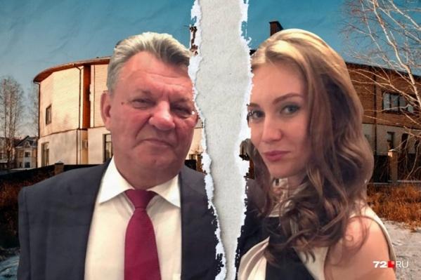 Ксения Лисовиченко подала на развод в прошлом году. Сумма ее иска составляла 79,5 миллиона рублей