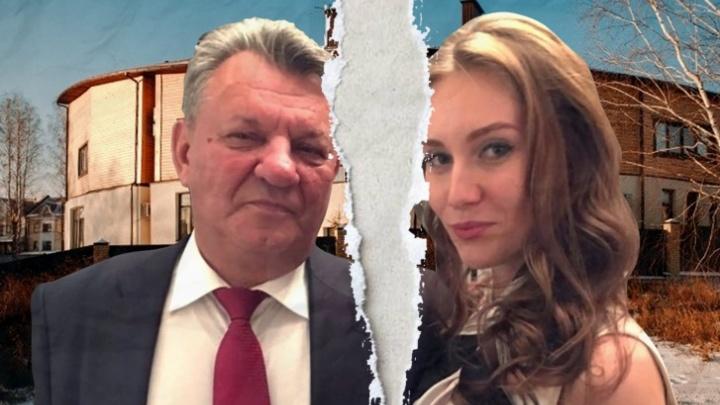 Развод бывшего топ-менеджера АНПЗ Геннадия Лисовиченко: рассказываем, что досталось молодой супруге