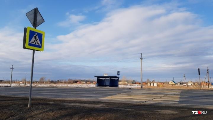 Отсюда теперь не уехать: жители Борков недовольны ремонтом федеральной трассы, лишившим их автобусов