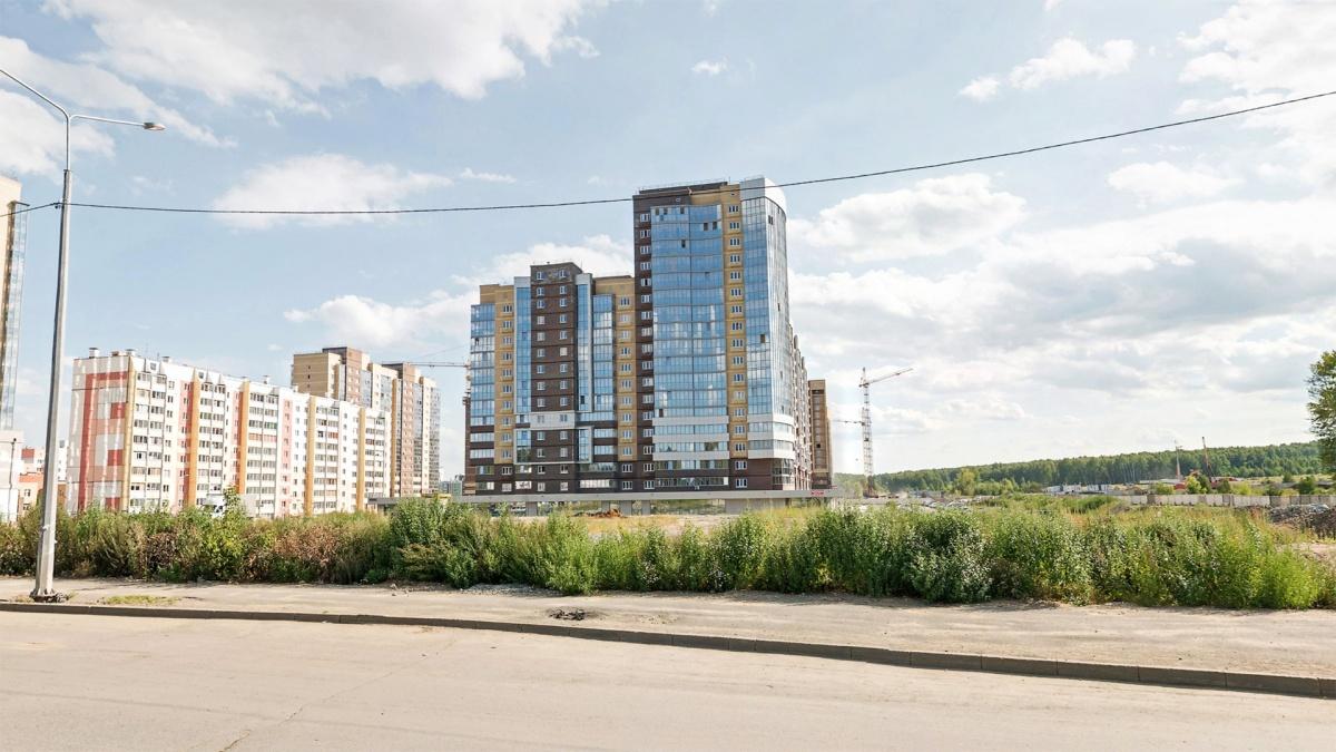Торговый комплекс появится на месте пустыря — на пересечении улицТатищева и Героя России Евгения Родионова