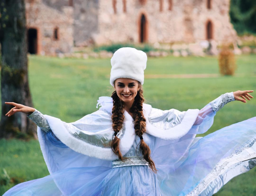 Ставропольская студентка стала победительницей интернационального конкурса «Королева Весна-2018»