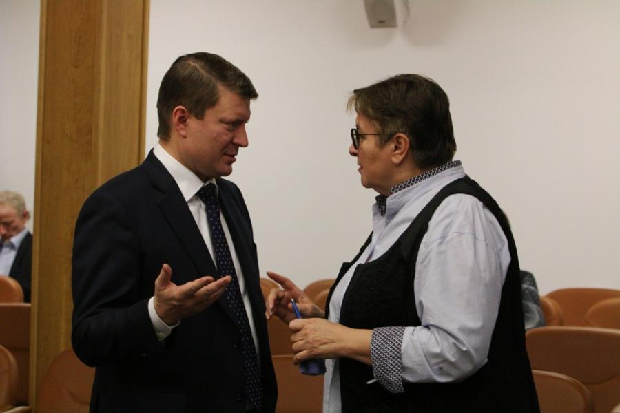 Горсовет Красноярска утвердил заместителей главы города