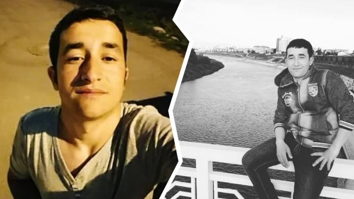 «Торговал орехами около больницы и пропал»: в Тюмени ищут 19-летнего молодого человека