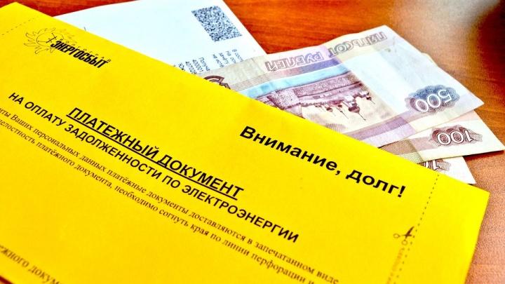 В новый год без долгов — хорошая примета: волгоградцев просят погасить задолженность до праздников