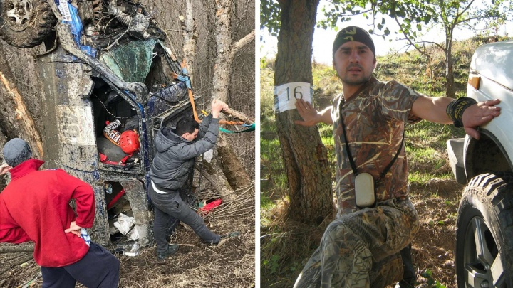 Ростовчанин погиб в страшной аварии на чемпионате по по джип-триалу в Геленджике
