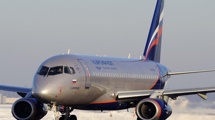 СМИ сообщили о неисправности Sukhoi Superjet, летевшего из Челябинска в Москву