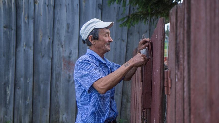 Печкин из башкирской глуши: «Зимой дорог нет, приходится бросать машину и идти пешком»