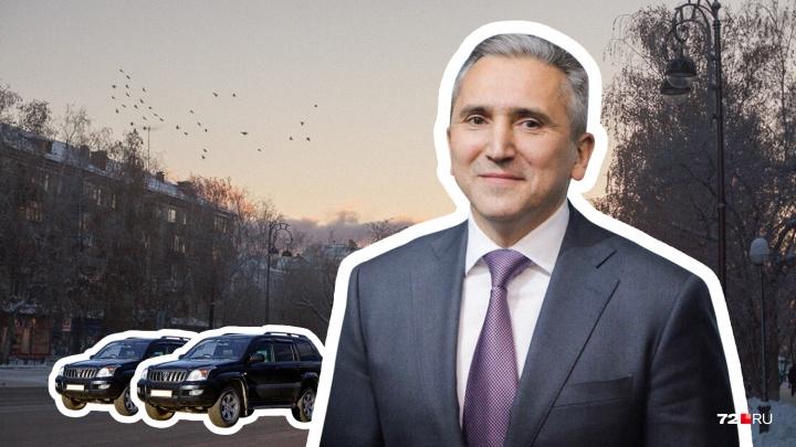 ВИП-гараж: смотрим, какой транспорт есть у семьи тюменского губернатора (мы тоже удивились)