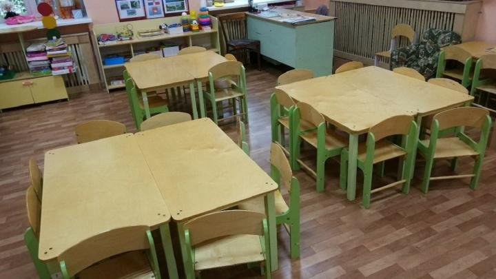 В Перми из-за угрозы обрушения крыши экстренно закрыли здание детского сада