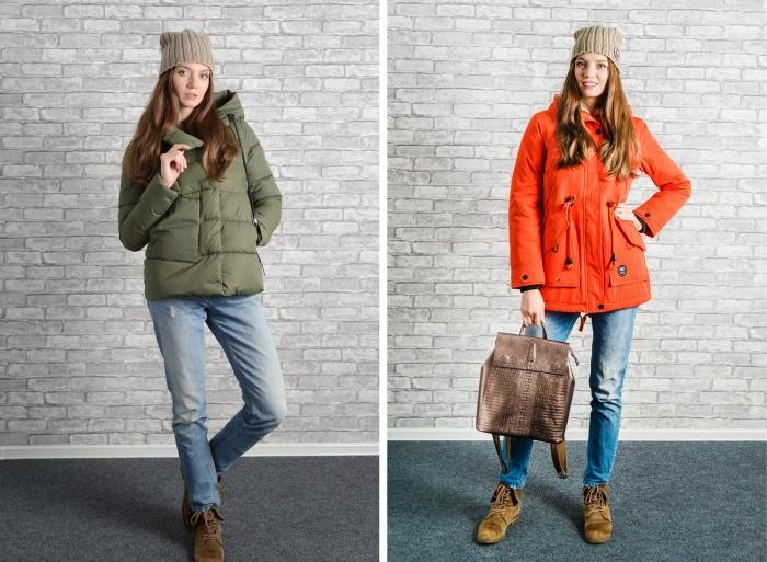 Фотокаталог модной зимней одежды — каждому по карману