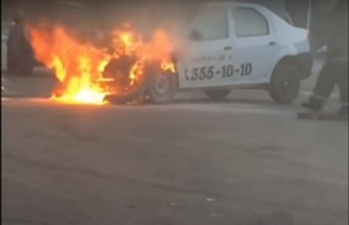 Пока неизвестно, пострадал ли водитель автомобиля«Гранд Авто»