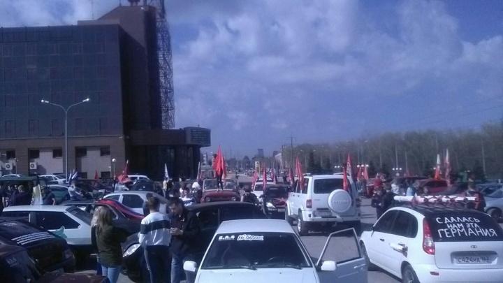 Проедут через Безымянку: в Самаре состоится автопробег, посвященный Дню Победы
