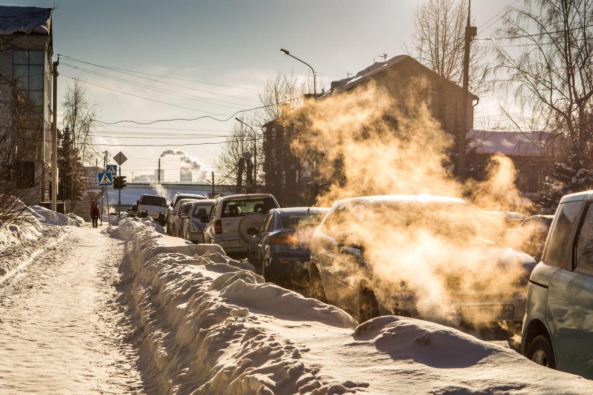 Названы русские города, где покупают больше всего новых авто