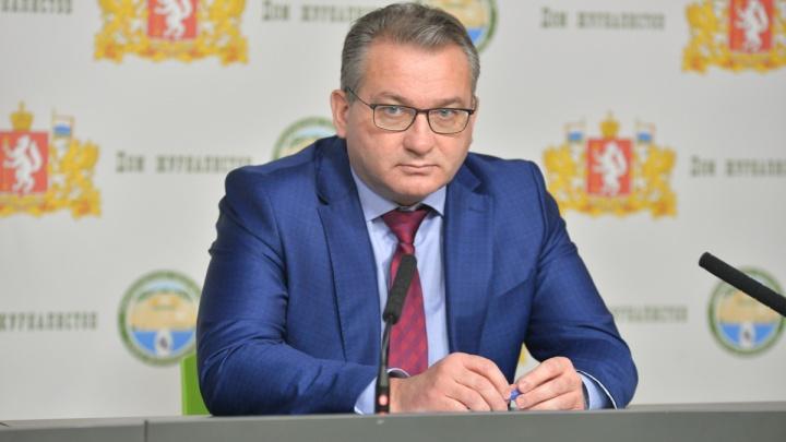 Первый замглавы Екатеринбурга Александр Ковальчик прокомментировал информацию о своем уголовном деле