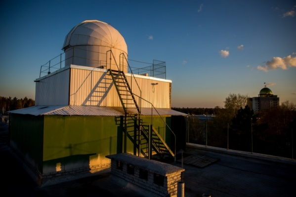 Обсерватория «Вега» (Академгородок)