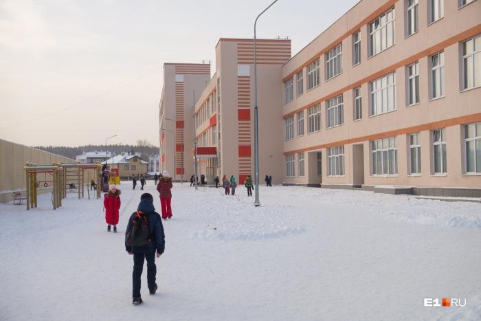 Дети отравились в школьной столовой в декабре