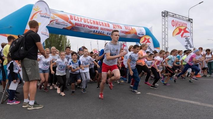 Бежим за ТВ-тюнер: в Волгограде вдоль ЦПКиО и стадиона пройдёт всероссийский «Кросс нации»