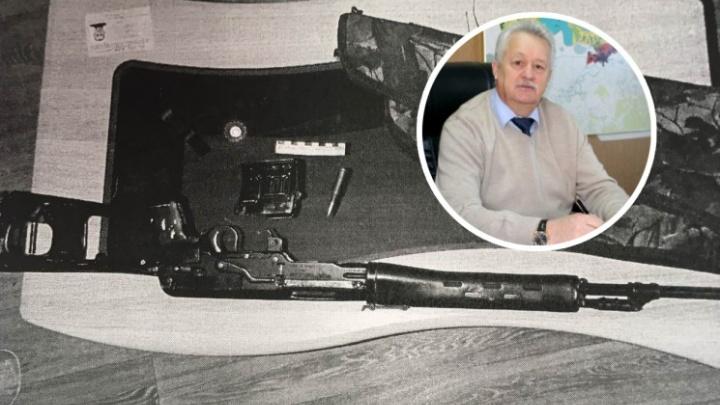 Вынесли приговор главе агрокомплекса «Маяк», застрелившему егеря