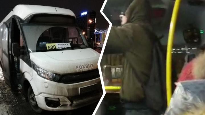 «Нас просто утрамбовали!»: пассажиров возмутили автобусы одного из самых востребованных маршрутов