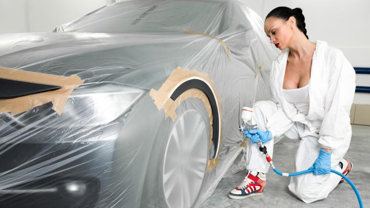 Уральцы смогут исправить царапины и вмятины на кузове авто в старом году с невероятной скидкой до 40 %