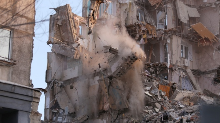 Пресс-секретарь Путина озвучил позицию Кремля о версиях взрыва дома в Магнитогорске