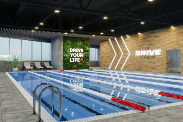 Drive Fitness представит новый формат драйва