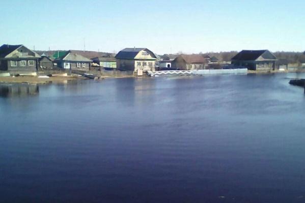 Жителям Тобольского района запретили ловить рыбу и брать из озера воду для хозяйственных нужд