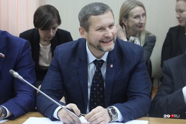 О своей поддержке активистов, протестующих против мусорного полигона на Шиесе, Александр Афанасьев не раз говорил на заседаниях гордумы
