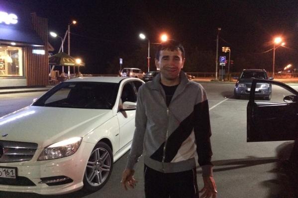 Задержанного Василия Дакишвили оставили под арестом до конца декабря