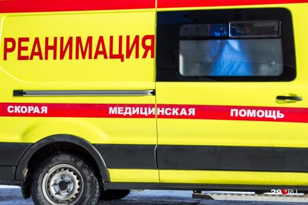 ДТП произошло на перекрестке улиц Кировской и Орджоникидзе