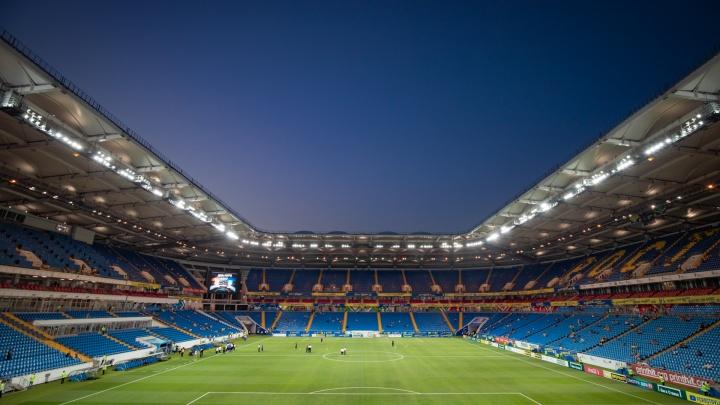 Билетов нет: в день матча Россия — Чехия «Ростов Арена» будет полностью заполнена