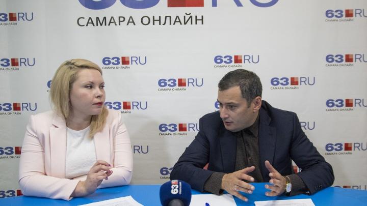 На 63.RU депутат Госдумы Александр Хинштейн ответил на вопросы читателей
