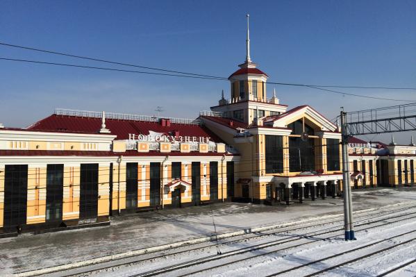 Стрельба на новокузнецком вокзале произошла в прошлый понедельник