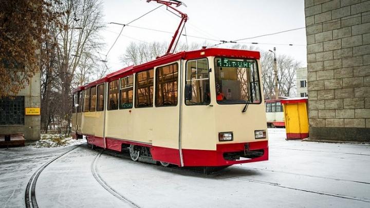 Трамваю №19 укоротили маршрут