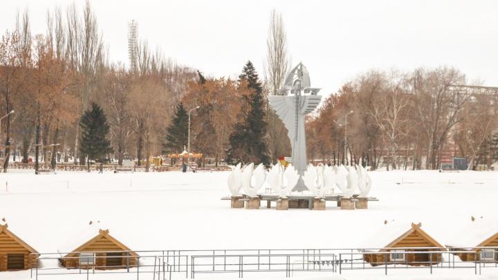 Ремонт парка Металлургов обернулся аферой: правоохранители возбудили уголовное дело