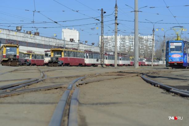На трамвайные перевозки тоже объявляют конкурсы