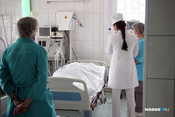 Реанимация «Гинекологической больницы»
