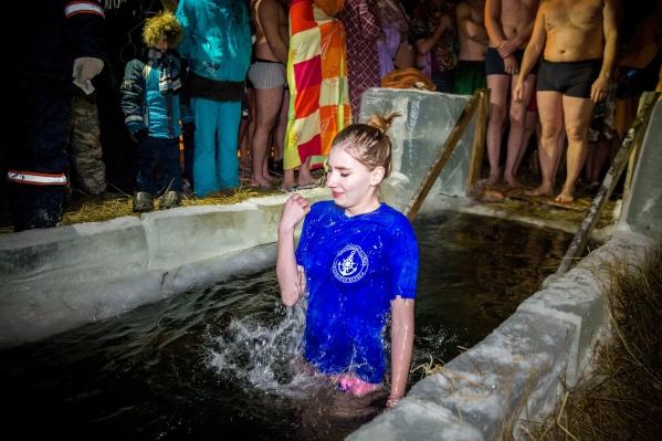 На Крещение в Новосибирске ожидаются слабые морозы