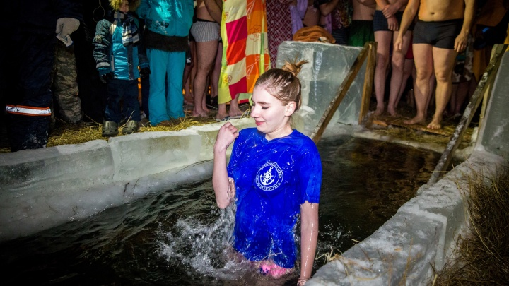 Да в такую погоду купаться можно: синоптики уточнили прогноз погоды на Крещение