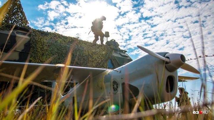 «Вас заметили, выходите!»: в Самаре испытали беспилотники, способные отправлять эсэмэски
