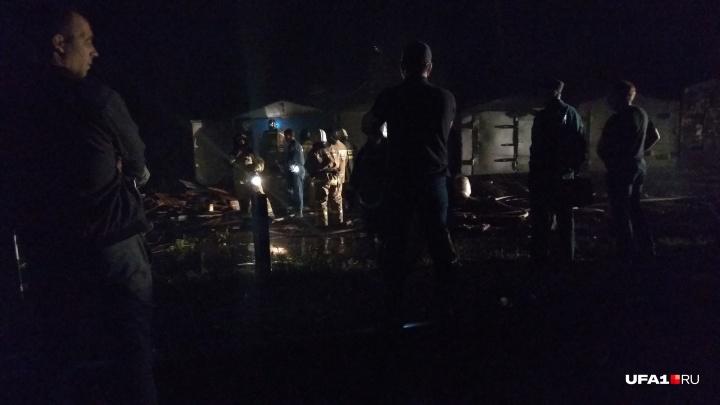 «У нас тут что-то взорвалось»: рассказываем, что громыхнуло ночью на улице Ушакова в Уфе